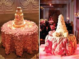 Charming Wedding Cake Table Decorations 87 For Wedding