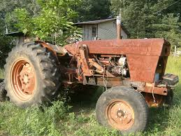 question on a david brown tractor forum your online