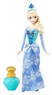 disney frozen royal color change elsa doll walmart