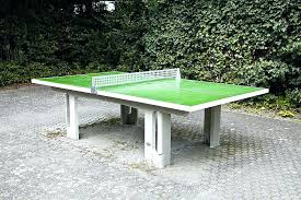 outdoor ping pong table costco ping pong table costco icenakrub