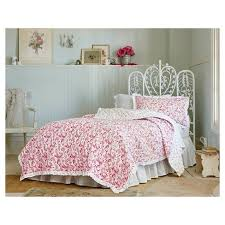 target simply shabby chic country paisley quilt simply shabby chic target