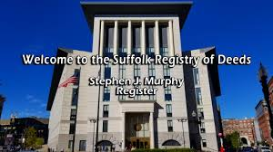 suffolk registry of deeds stephen j murphy u2013 register