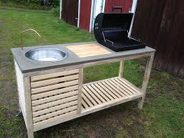 design your own outdoor kitchen amazing diy idea to create your very own portable outdoor kitchen