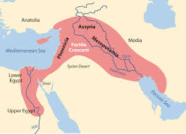 Interactive Map Of Asia by Fertile Crescent Interactive Map Thinglink