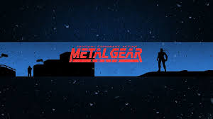 free youtube banner layout free metal gear solid youtube one layout by cristidfs on deviantart