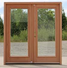 Exterior Glass Door Clear Beveled Glass Exterior Doors