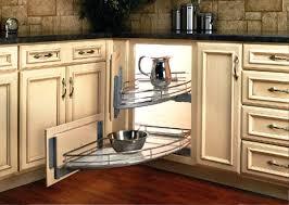 kitchen cabinet corner ideas 20 different types of corner cabinet ideas for the kitchen
