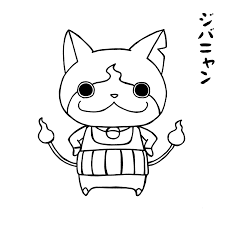 yokai watch yahoo image search results coloring pages