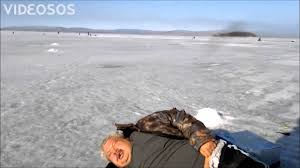 Ice Fishing Meme - drunk russian walrus ice fishing subtitles youtube