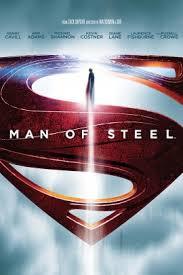man steel warner bros movies