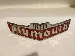 plymouth 42 1942 bonnet ornament em for sale hemmings