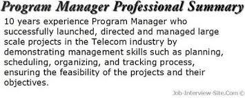 doc 12751650 resume summary statement example u2013 resume summary