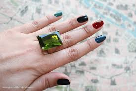 bejewelled nails and jewel tones manicure gurlinterrupted