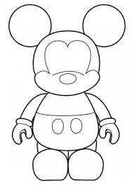 71 mickey mouse minnie mouse moldes patrones dibujos