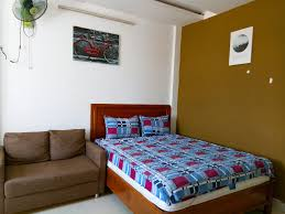 serviced studio with large window 30sqm 310 month smiley apartment