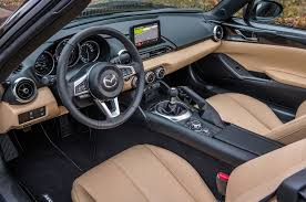 mazda miata 2017 interior 2018 mazda mx 5 miata z sport front interior drivers side motor