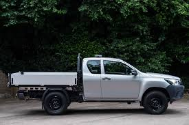 toyota hilux tipper review parkers