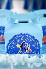 Easy Favors by Finding Dory Ideas Easy Diy Finding Dory Treats