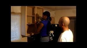 do it yourself kitchen remodel part v installing kitchen