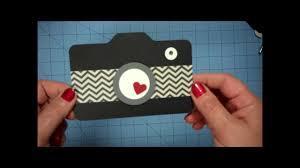camera card u0026 matching envelope youtube