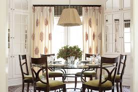 Dining Room With China Cabinet by Corner China Cabinet Dining Room Traditional With Brick Fireplace