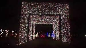Nashville Dancing Lights Of Christmas At Jellystone Park Youtube