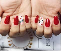 fancy nails 115 photos u0026 17 reviews nail salons 266 e