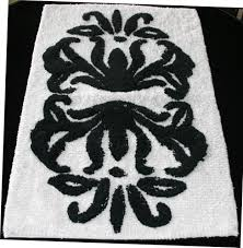 Black And White Bathroom Rug by Bathroom Rugs Best Images Collections Hd For Gadget Windows Mac