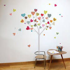 Heart Wall Stickers For Bedrooms 69 Best Nursery Wall Decals Images On Pinterest Baby Room Wall