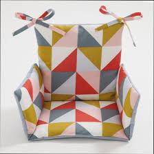siege pour chaise haute coussin pour chaise haute prima pappa design à la maison