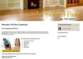 tony hardwood floors in roanoke va 4572 oakland blvd nw