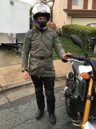motorcycle rain gear prepare for spring showers u2013 rev u0027it rain gear review rideapart