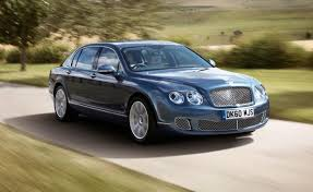 2009 bentley flying spur bentley continental flying spur now available with series 51