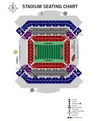 seating information u2013 raymond james stadium
