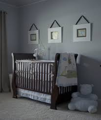 Cool Baby Rooms by Stunning Baby Boy Nursery Paint Ideas With Varnished Wood Baby