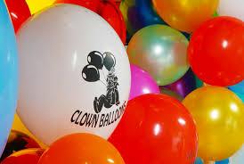 clown baloons clown balloons