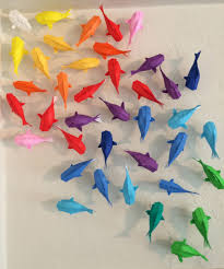 how to make origami fish from paper simple craft ideas