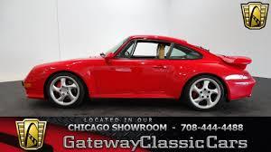 1990 porsche 911 turbo 1996 porsche 911 turbo gateway classic cars chicago 1174 youtube