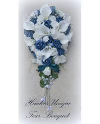Cascade Bouquet Cascade Tear Drop Brides Bouquet Flower Bouquet Created To Your