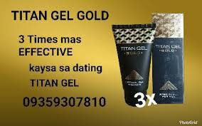 titan gel gold nutrition food supplement metro manila