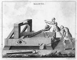 definition of siege catapult definition history and types