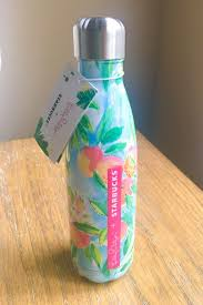 starbucks lilly pulitzer swell drink containers thermoses