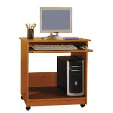 Computer Desk On Wheels Awesome Office Desk On Wheels 2 Small Computer Desk With Small
