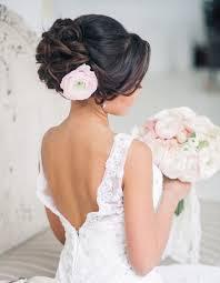 Hochsteckfrisurenen Hochzeit Mit Blumen by 287 Besten Die Schönsten Brautfrisuren Brides Styling Bilder Auf