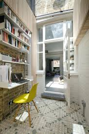 home decorating tools small room office ideas patterned tiles and exposed brick walls