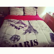 my new paris bedspread from anna u0027s linen pink sheets are from