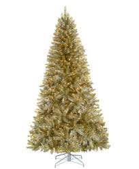 Easy Assemble Christmas Trees Platinum And Gold Artificial Christmas Tree Tree Classics