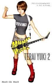terai_yuki nude|