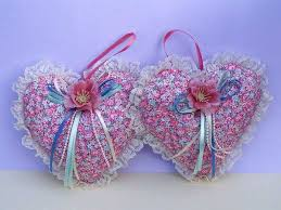 handmade hearts decorations that make great gifts 50 valentines