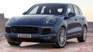 new porsche cayenne see the changes side by side